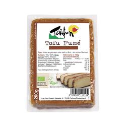 Tofu fume