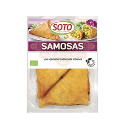 Samosas x 4