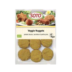 Nuggets vegan (150g) soto