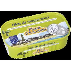 Filets de maquereaux oliv