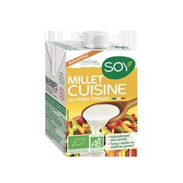 Millet cuisine