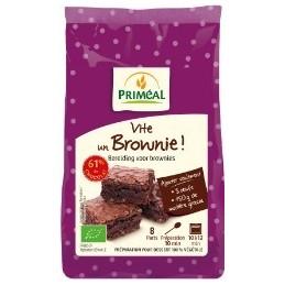 Vite un brownie