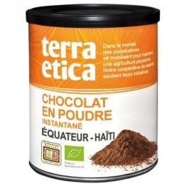 Chocolat en poudre instantane