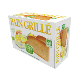 Pain grille