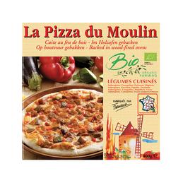 Pizza legumes cuisines