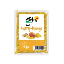 Tofu curry/mangue