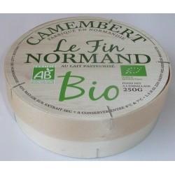 Camembert lait pasteurise