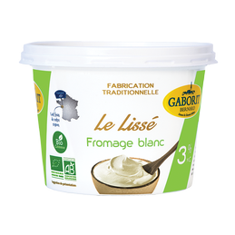 Fromage blanc 3 % m. g. lisse
