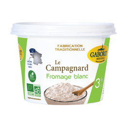 Fromage blanc 3 % m. g. campag