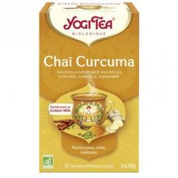Chai curcuma 17 infusions