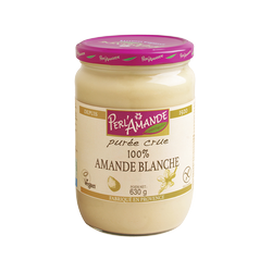 Puree amandes blanchies 630g