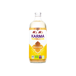 Kombucha  gingembre