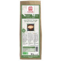 Soupe de miso instant bio 60g
