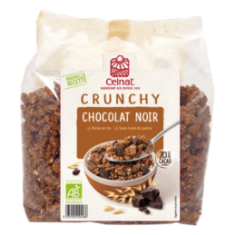 Crunchy chocolat noir/500g
