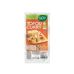 Tofu au curry