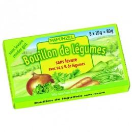 Bouillon legumes sans levure