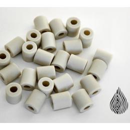 Perles de ceramique x15
