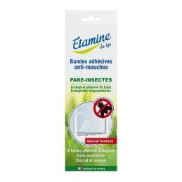 Bande adhesive anti mouche