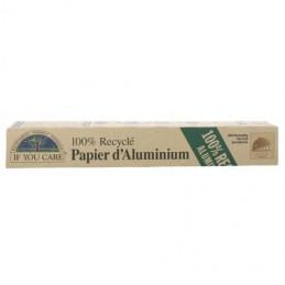Papier aluminium 100% recycle