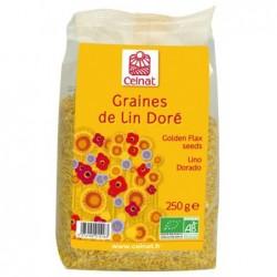 Graines de lin dore 0.250