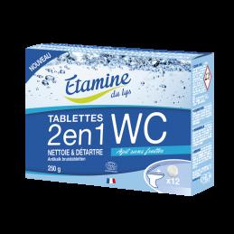 Tablettes wc 2 en 1