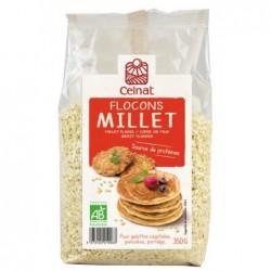 Flocons de millet 350g