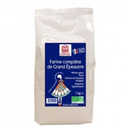 Farine gd epeautre 1kg
