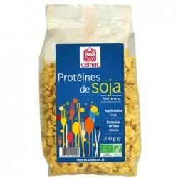 Proteines soja entieres