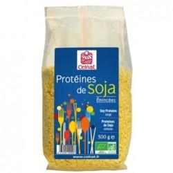 Proteines soja emincees