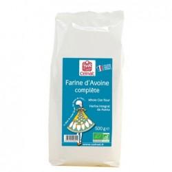 Farine d'avoine complete