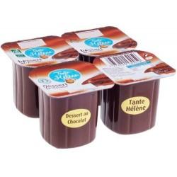 Dessert chocolat. sans arome