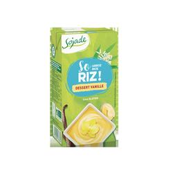 Delice de riz a la vanille u.h