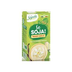 Dessert soja vanille uht