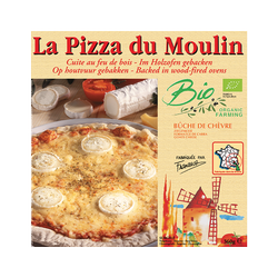 Pizza buche de chevre