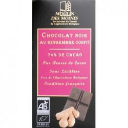 Chocolat gingembre conf.