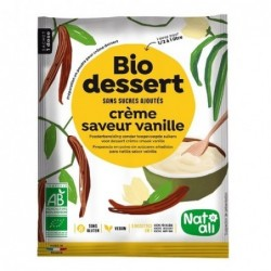 Biocreme anglaise vanille