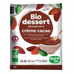 Biocreme au chocolat