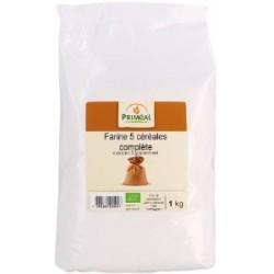Farine complete 5 cereales...