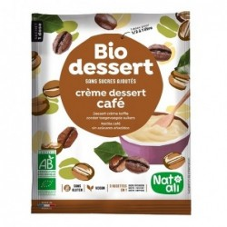 Biocreme au cafe