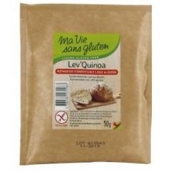 Lev'quinoa bio