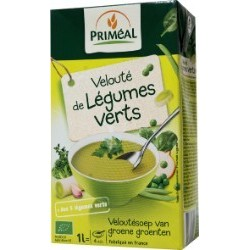 Veloute legumes verts