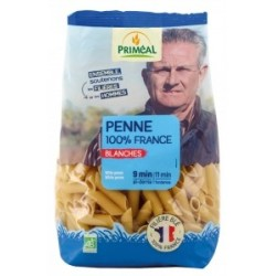 Penne blanches