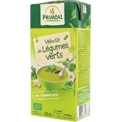 Veloute de legumes verts