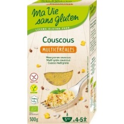 Couscous multicereales ssg.