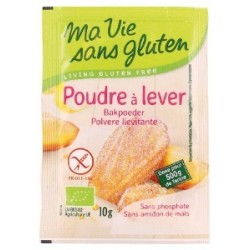 Poudre a lever mvg 4 10g