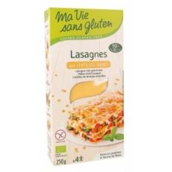 Lasagne lentilles jaunes...