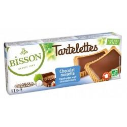 Tartelettes choco noisettes