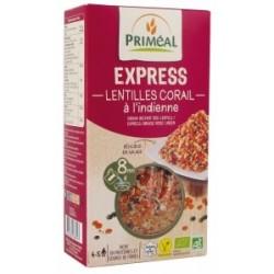 Express lentille corail