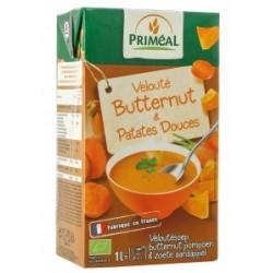 Veloute butternut & patate dou
