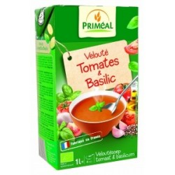Veloute tomates & basilic